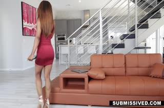 Сексуальных красоток приходуют в задницы 214