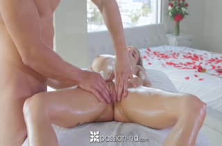 Смачное порно в массажном кабинете 2787